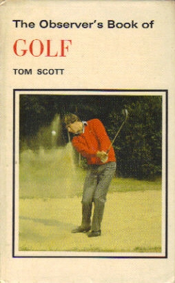 Observer's Book of Golf