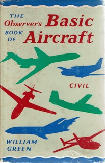 Observer's Book of Military aircraft 1967