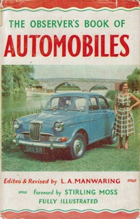 Observer's Books of Autos $ priced