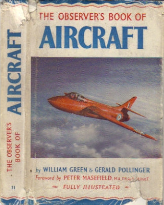 Observer's Book of Aircraft 1954