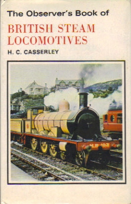 Observer's Book of Railway Locomotives 1974
