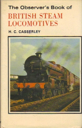 Observer's Book of Railway Locomotives 1977
