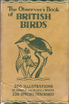 observers book of British  birds