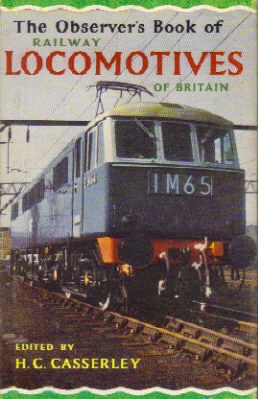 Observer's Book of Locos 66