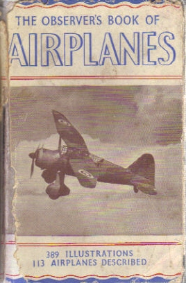 Observer's Book of airplanes