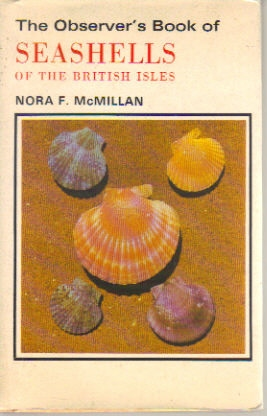 Observer's Book of Seashells