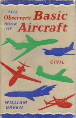 Observer's Book of Basic Aircraft Civil