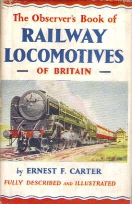 Observer's Book of Locomotives 1955