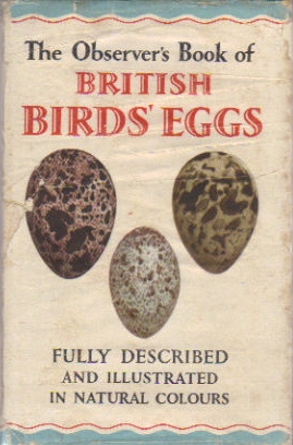 Observer's Book of British Birds Eggs
