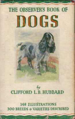 Observer's Book of Dogs