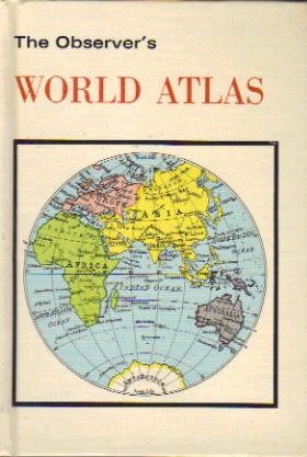 Observer's Book of World Atlas