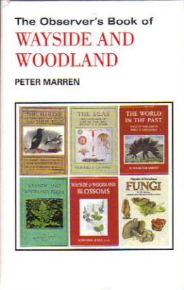 Observer's Book of Wayside & woodland