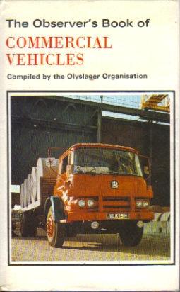 Observer's Book of Commercial vehicles 1971