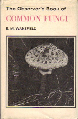 Observer's Book of Fungi